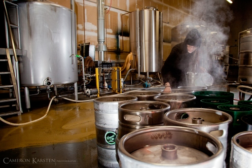 Odin Brewery, Seattle: The science behind their beer