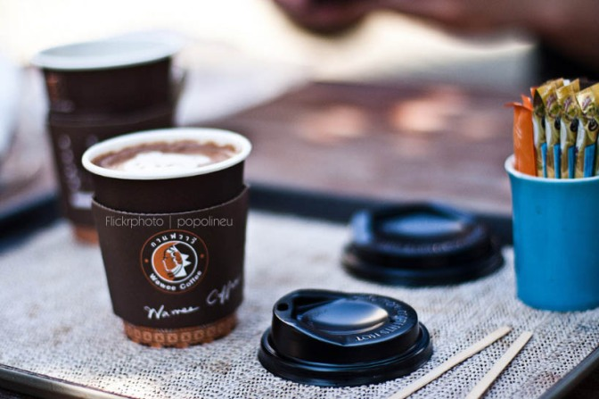 Why we pay any price for a good cup of coffee