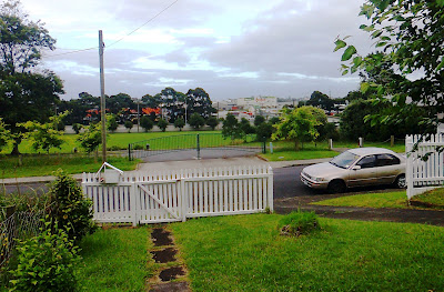 Reflections on a Cold, Rainy, and Silent New Year in Auckland