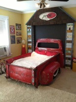 Chevy Bed
